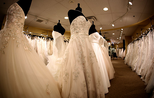 The Best Wedding Dress Selection And Service In Western PA