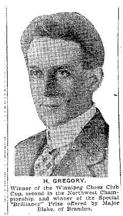 003. Herbert Gregory