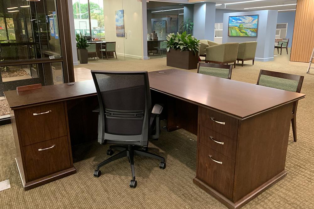 Indiana Furniture Gleem + Via Genie
