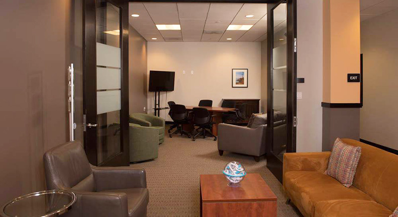 Cowork space in Walnut Creek, California