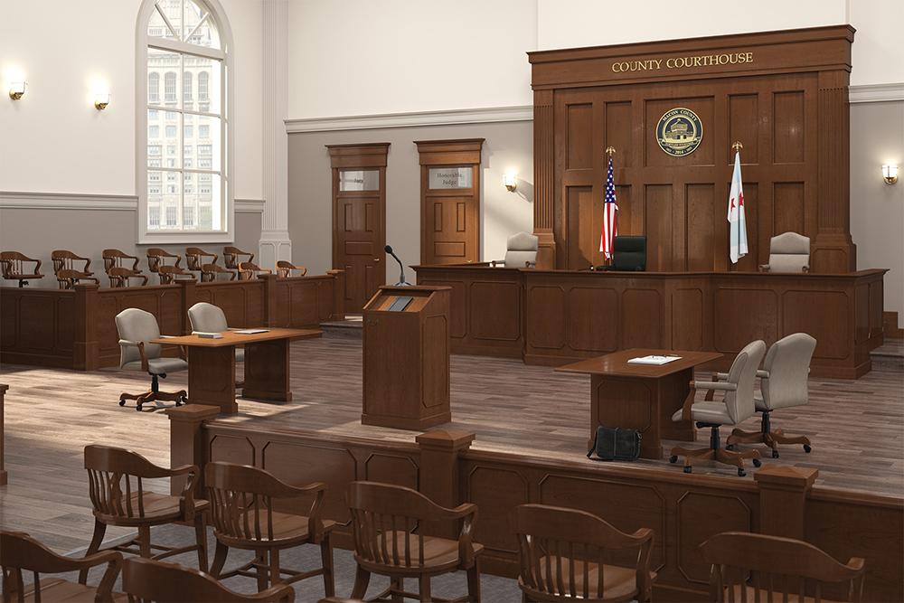 JSI: Courtroom