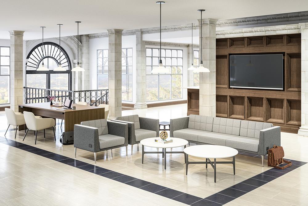 JSI: Lobby Lounge