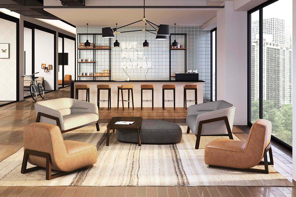 Residential office furniture
