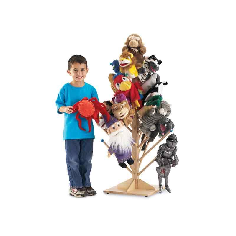 Puppet holder
