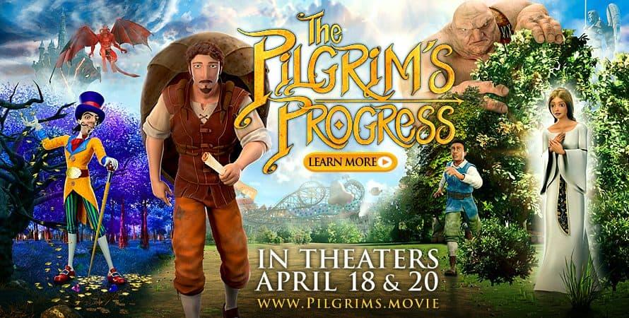 Pilgrim's Progress' brings engaging adventure to theaters