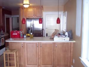 Kitchen Addition after