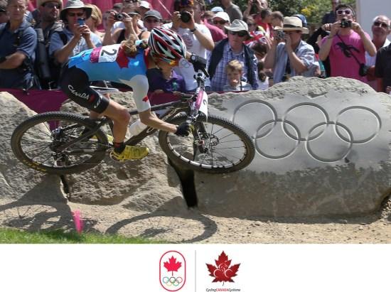 Leah Kirchmann Olympics 2