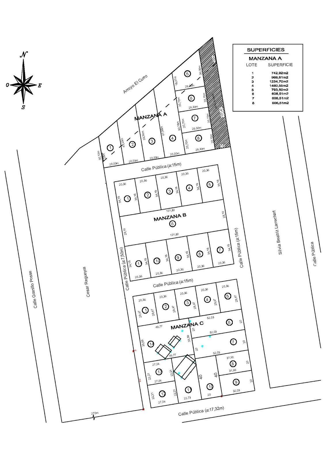 Villa Del Carmen 1 Y 2 Mb Desarrollo Urbano