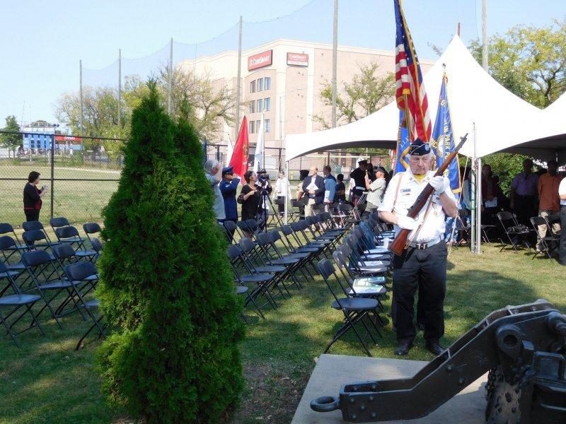 Village To Retain Control of Veterans Park