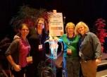 Massachusetts business educators - Talitha Oliveri, Jacqueline Prester, Lisa Ryer, Julie Giglia