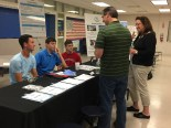 Financial Literacy Awareness at Back to School Night