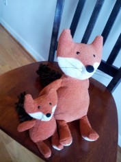 Firefoxes for Baby Brandt