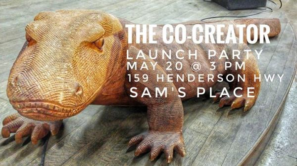 The Co-Creator Launch Party!