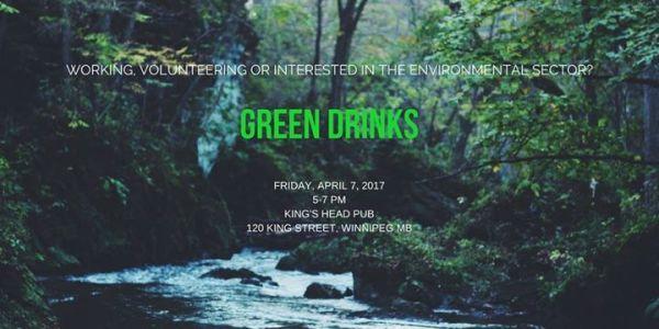 Green Drinks April 7, 2017