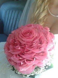MB Eventi in fiore a Roma è il regno dei fiori e delle piante - Bouquet da Sposa 657