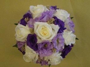 MB Eventi in fiore a Roma è il regno dei fiori e delle piante - Bouquet da Sposa 739
