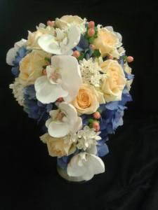 MB Eventi in fiore a Roma è il regno dei fiori e delle piante - Bouquet da Sposa 740