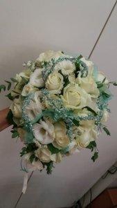 MB Eventi in fiore a Roma è il regno dei fiori e delle piante - Bouquet da Sposa 767