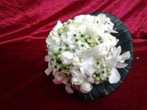 MB Eventi in fiore a Roma è il regno dei fiori e delle piante - Bouquet da Sposa 815