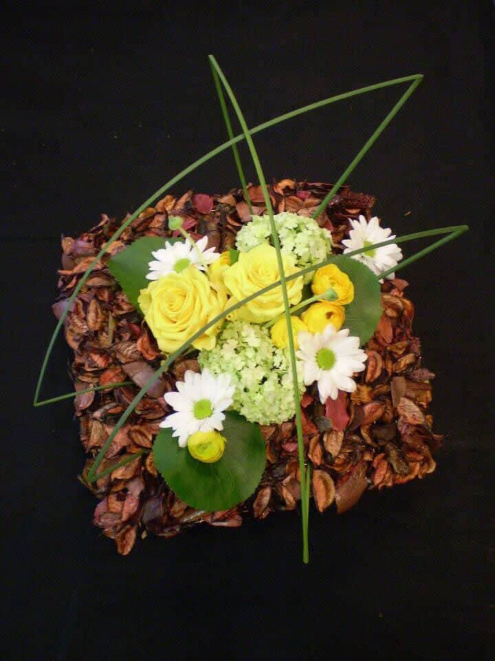 MB Eventi in fiore a Roma è il regno dei fiori e delle piante - Centro tavola 238