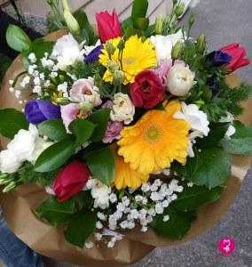 MB Eventi in fiore a Roma - Bouquet Mazzo di fiori 02
