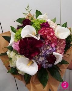 MB Eventi in fiore a Roma - Bouquet Mazzo di fiori 11
