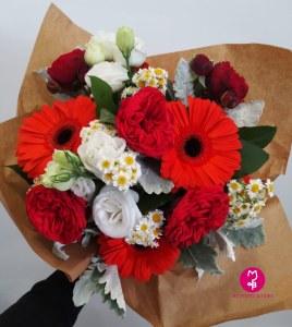 MB Eventi in fiore a Roma - Bouquet Mazzo di fiori 13