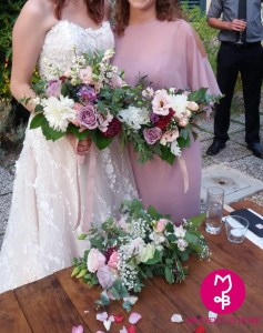 MB Eventi in fiore a Roma - Bouquet e accessori da sposa 02