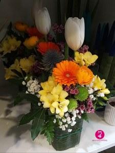 MB Eventi in fiore a Roma - Composizioni Floreali 03