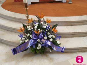 MB Eventi in fiore a Roma - Composizioni Funebri 07