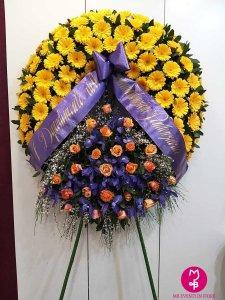 MB Eventi in fiore a Roma - Composizioni Funebri 08
