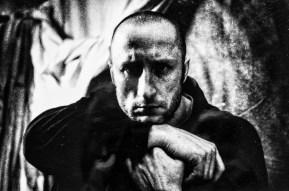 1997. Lutsk, Ukraine. Volodya - Volyn Studio.