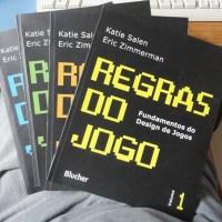 Livro - Regras do Jogo: Fundamentos do Design de Jogos