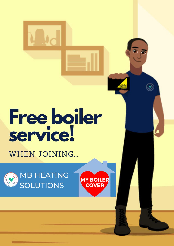 Free Boiler Service