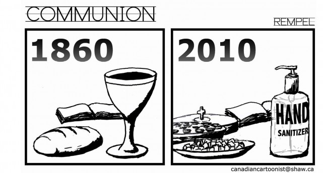 communionthenandnow