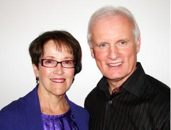 Denise and Bruce Gordon Photo: Julie Thiessen