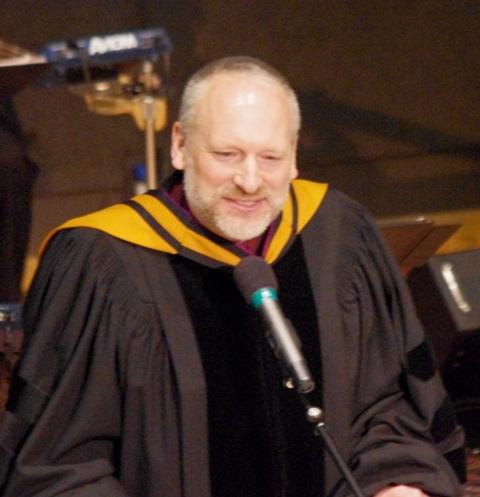 CBC president Bryan Born