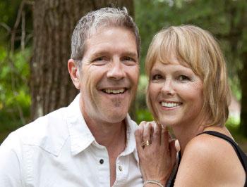 Tim and Virginia Klassen Photo: courtesy Patti Gerbrand Photography
