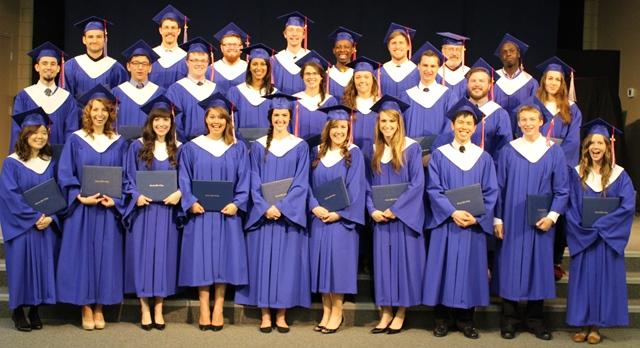 BA graduates