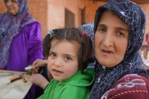 Syrian refugees in Lebanon Photo courtesy CFGB