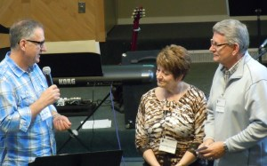 Camps BC director Merv Boschman has joined Canadian conference (CCMBC) staff to support all MB camps across Canada. B.C. conference minister Rob Thiessen paid tribute and prayed for Merv and his wife Carol, asking God to bless the next chapter of their life and ministry across Canada.