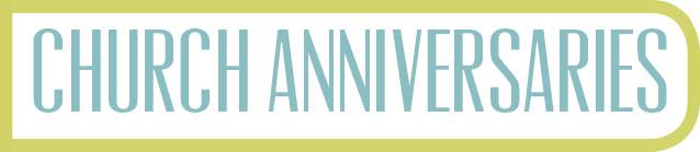 Church-Anniversaries
