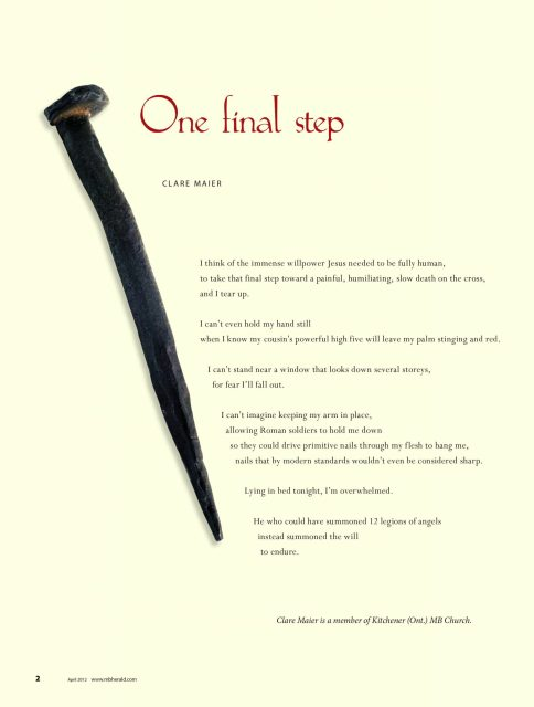One-final-step