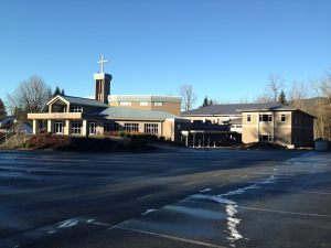 Northside Community Church, Mission, B.C., now a campus of Northview