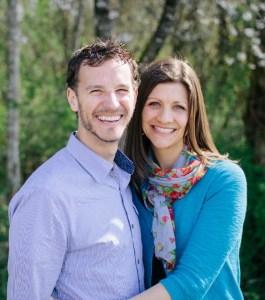 Jonathan and Lauren Headley, pastor couple at Jubilee church, Maple Ridge, B.C.