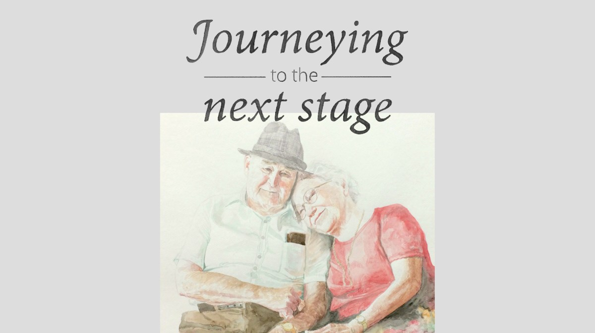Journeying to the next stage