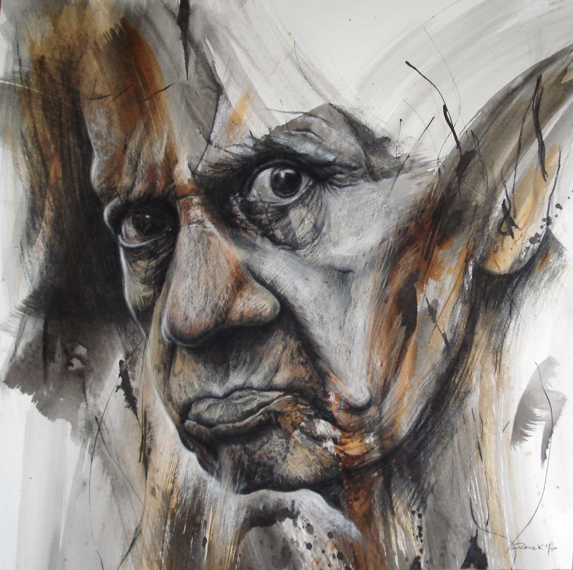 portrait tec mixe 65 x 65 cm32
