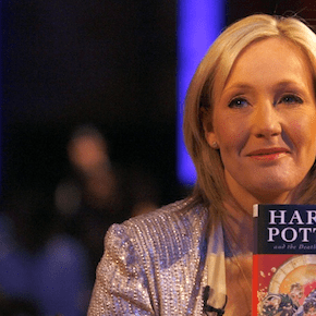 J.K. Rowling on the Fringe Benefits of Failure