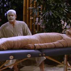 Frasier Crane and the Day Spa of Death