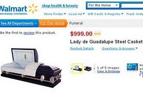 Death and Wal-Mart
